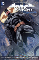 Batman The Dark Knight - Volume 3: Mad - Hardcover/Graphic Novel